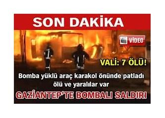 Bombalar patladığında…