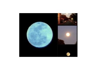31 Ağustos 2012 mavi ay