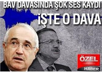 Eski Adalet Bakanı Cemil Çiçek ve Taha Akyol'a yargıyı etkileme davası açıldı
