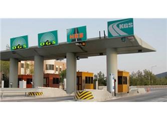 HGS (Hızlı Geçiş Sistemi) ve otoyol- köprü özelleştirmesi