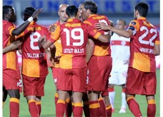 MP Antalyaspor: 0 - Galatasaray: 4. Anadolu takımları için zor bir yıl.
