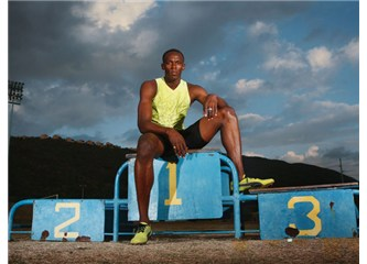 Vur patlasın, çal oynasın sevgili Usain Bolt …