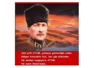 Atatürk'e şikâyetimdir
