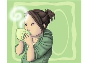 Yemeklerden sonra sıcak çay içiniz !