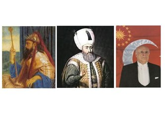 Bu dünya, Sultan Süleyman'a kalmadı