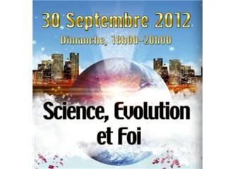 Fransa'da Uluslararası Konferans: Bilim, Evrim ve İnanç