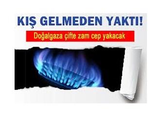 Ekonomide, gaz fren tartışılırken, Başbakan ve Bakanlar Doğalgaz'a yapılan zammı savundular...