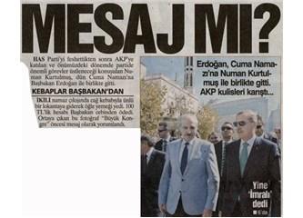 ''Nuuumaan!..'' başbakan mı?