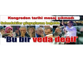 AKP Kongresi...