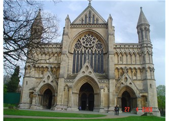 İngiltere' de İkinci en büyük Roma Kenti ST. Albans
