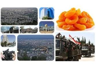 Bundan iyisi Şam'da kayısı mı?