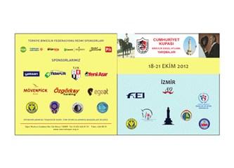 İzmir'de Binicilik Şenliği: Cumhuriyet Kupası-2012 Binicilik Yarışmaları