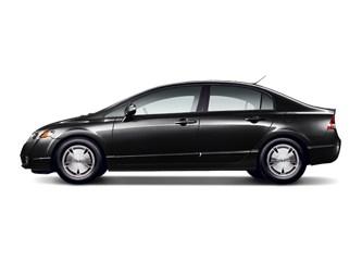 Honda Civic Hybrid ile 100.000 km