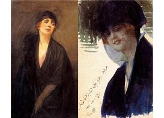 Türkiyenin Ilk Kadın Ressamı Kültür Sanat Milliyet Blog