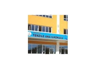 """Atatürk İlköğretim Okulunun adı """"Tenzile Ana"""" oldu..."""