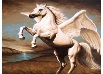 Türklerde uçan at tulpar
