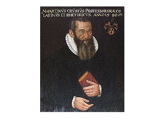16.yy.da Osmanlı İmparatorluğunda Protestan - Ortodoks Diyalogu