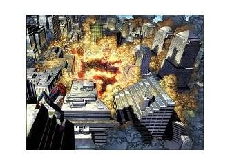 Spiderman 11 Eylül