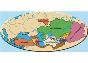 Türklerin ayak izlerini takip ettim...