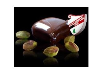 Puan vermeyiz Bolu çikolatası verelim