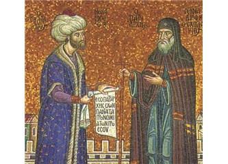 1584 Yılında Karamanlıca Alfabe İle yazılan Gennadius Scholarios'un İtikatnamesi