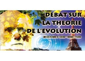 Paris'te yüzyılın tartışması: Evrim Teorisi gerçek mi?