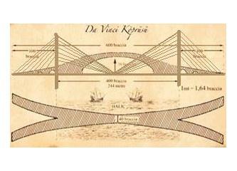 İstanbul'a Da Vinci Köprüsü