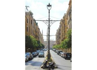 Savaştan bir kaç gün önce Beyrut' ta tatil