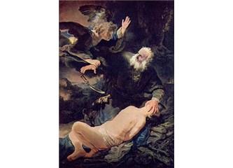 Hz İbrahim'le ilgili efsanedeki çelişki