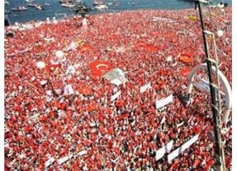 İzmir'de çok güzeldi 29 Ekim!