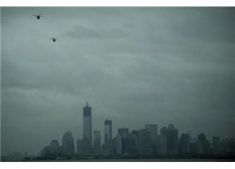 Ne süper güçmüş bee, Amerika bir Sandy'e dayanamadı!