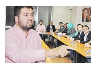 AK Partili Fatih Sağlam'dan CHP'ye sağlam çıkış