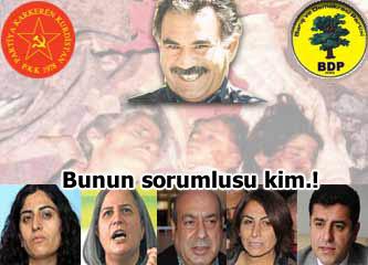 Pkk: Abdullah Öcalan, kadek, bdp nedir kimdir hakkında kısaca bilgi..