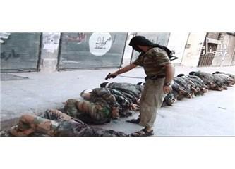Suriye'li Muhaliflerin Katliamları