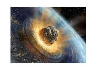 Aykut eğer başa düşecek olan taşsa, Alex bir meteordur dünyaya çarpan!