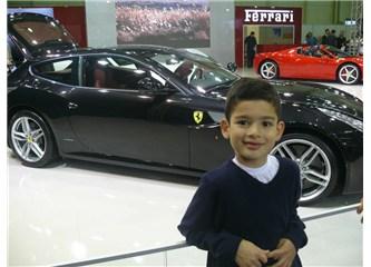 Ferrari'ye dokunamayacaksam fuara beni neden çağırırsın?