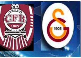 Galatasaray, Cluj dönemecinde: Devam mı, veda mı?