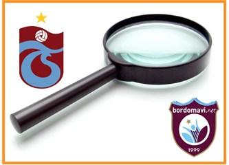 Trabzonspor vaziyet raporu