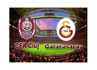 Galatasaray Romanya'da oynadığı Cluj maçında şike yapmakla suçlanıyor!
