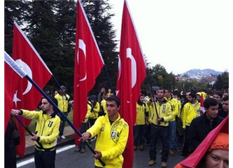 Ali Koç 5000 Ünifeb'li ile Mustafa Kemal'e gitti.