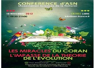 İsviçre'de Kur'an mucizeleri konferansı düzenleniyor