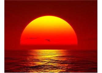 Güneşin doğal küre yapısı neden hiç bozulmaz?