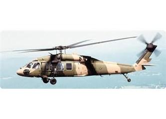 8 ayda 4 helikopter düştü