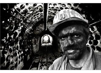 Maden İşçisi /haiku