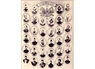 Osmanlı Padişahlarının sıralı listesi
