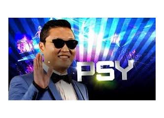 Bay Gangnam Style Psy Türkiye'ye gelecekmiş