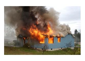 Ateş olmayan yerden duman çıkmaz