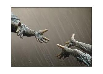 Bir Bukalemun olabilirdim Ben ve Arkadaşım da Kertenkele zora geldiğinde kuyruğunu bırakıveren