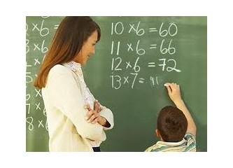 Öğretmen, sevgi ve saygı