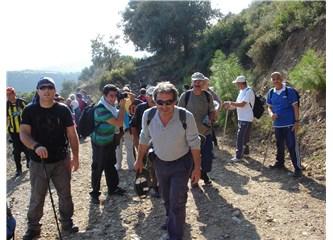Didimli Doğa Yürüyüşçüleri, Söke Yenikent'ten - Kuşadası Kirazlı'ya yürüdüler...